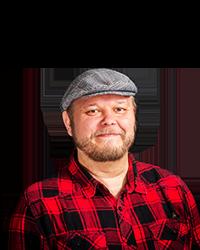 Mysteeripäällikkö Juha Leppäkynnäs