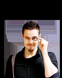 Jussi Venäläinen - CEO - Mysteeri