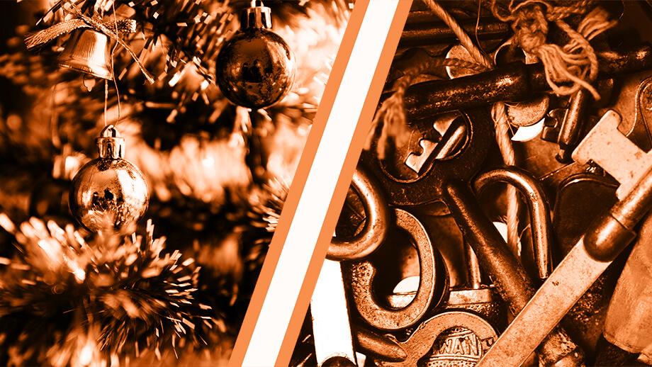 jouluaatto vs pakohuone